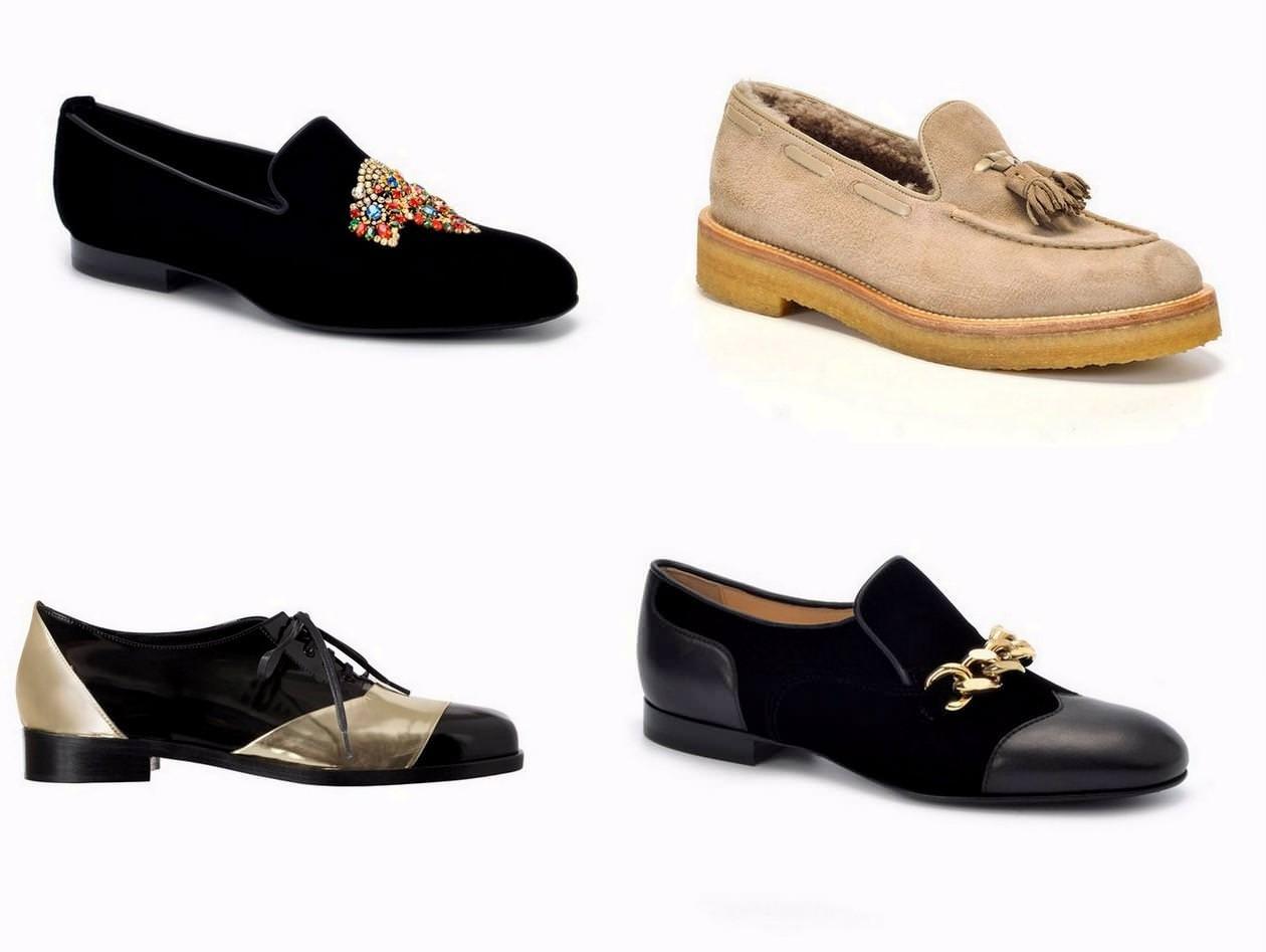 Модне жіноче взуття осінь 2014 - зима 2015  d16a841cfa0e5