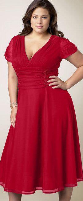 Вечірні плаття для повних  6c7a91d2db726