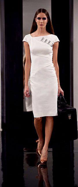 bf8c69ce3c6379 Плаття Вікторії Бекхем | Модний одяг