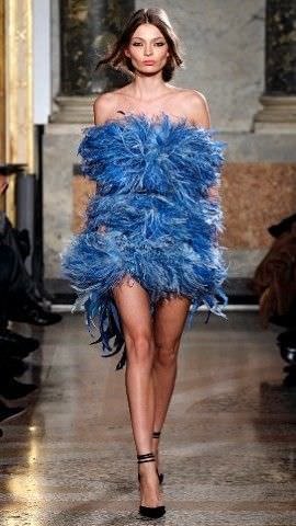 Модні плаття 2012: тенденції.
