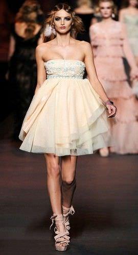 Коктейльне плаття 2012