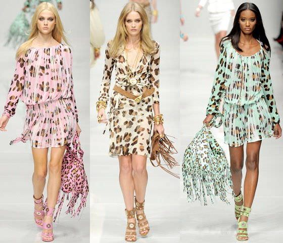 Модні плаття весна літо 2011