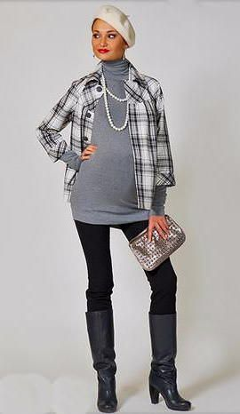 3bb565f24b8d2b Одяг для вагітних - актуальний гардероб для майбутніх мам | Модний одяг
