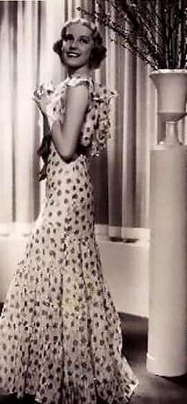 Вінтажні вечірні сукні як вибрати