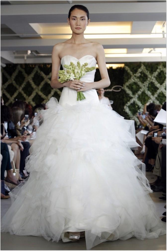 4f92259267cc9a Весільні плаття 2013-2014 (40 фото) | Модний одяг