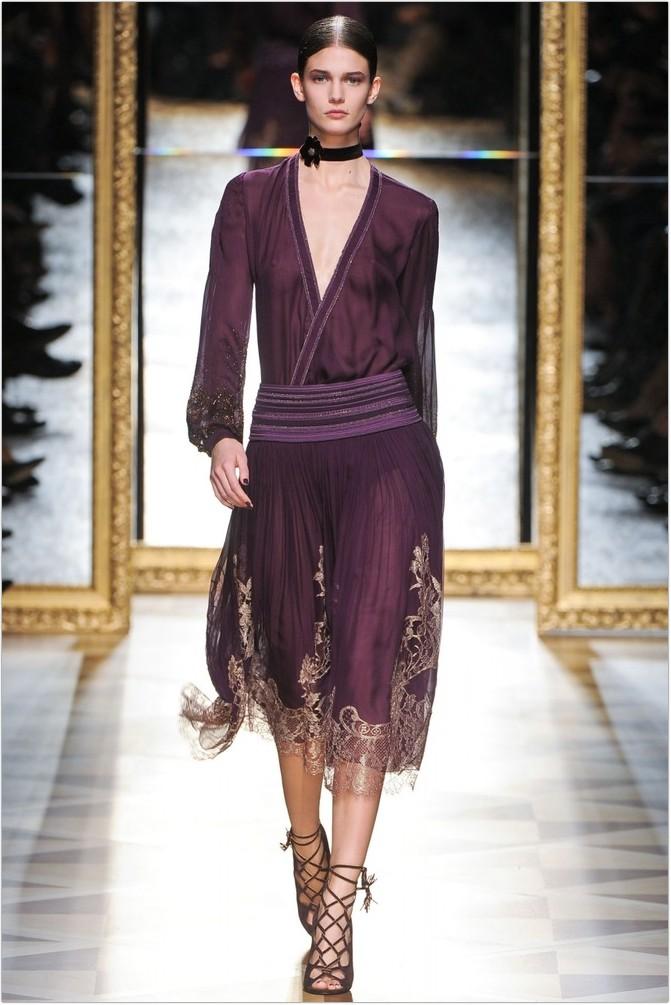 Шифонові плаття 2015 salvatore ferragamo