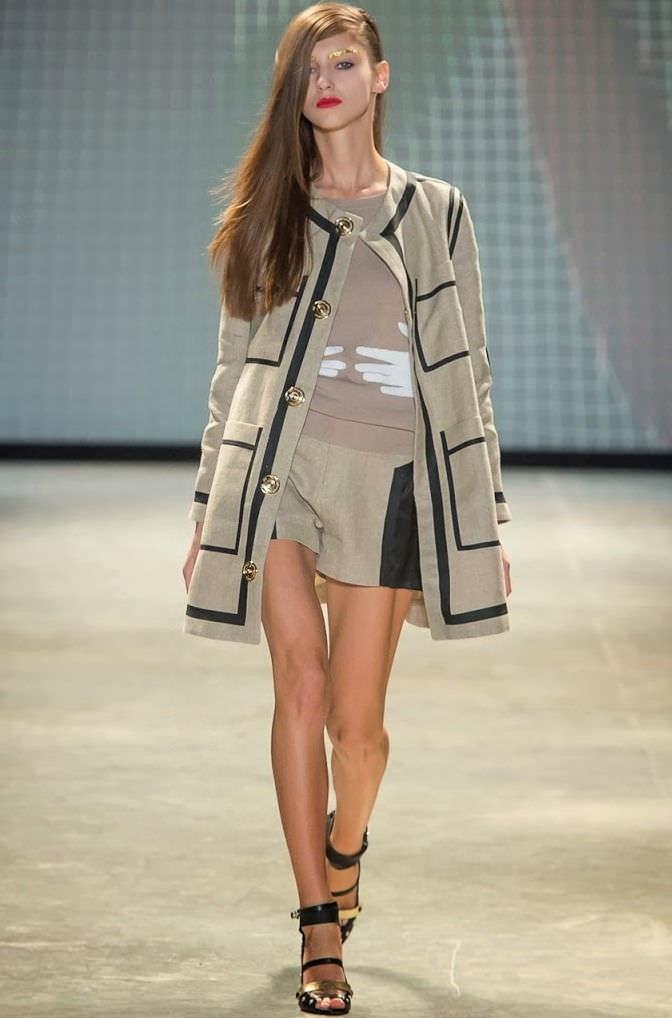 Модні пальта весна 2014 75 фото