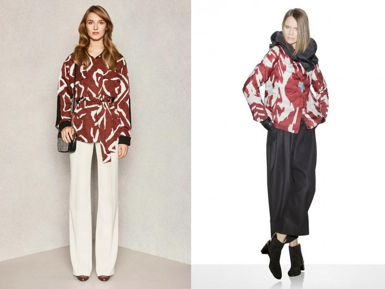 Модні жіночі куртки осінь-зима 2015-2016  стильні a0164c42e0b94