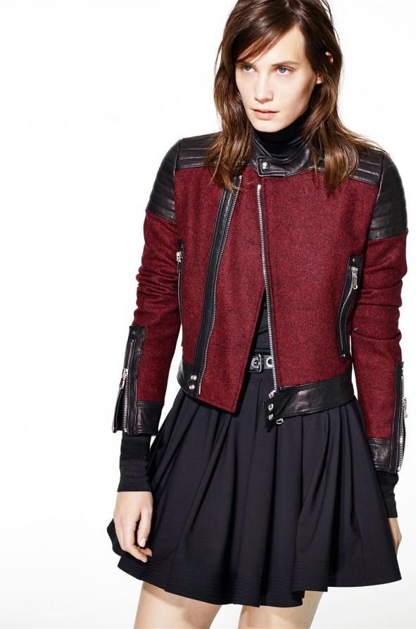 Модні жіночі куртки осінь-зима 2015-2016  стильні 6ad6c1e6c2a10