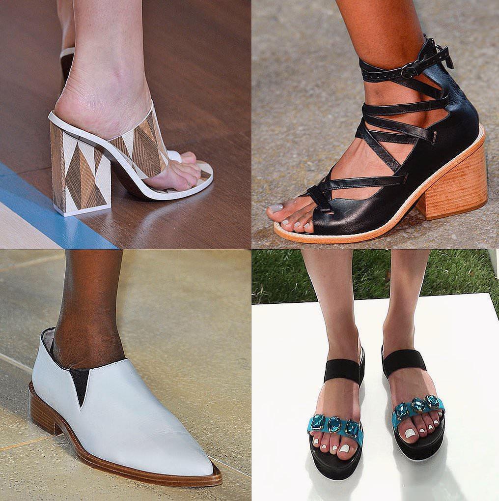 Spring-Shoe-Trends-2015-Runway. А ось і основні тенденції взуття ... f5fedee10c6cd