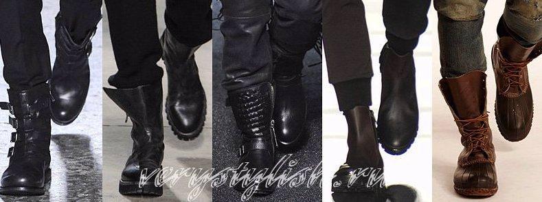 Чоловіче зимове взуття 2015  44e227fee158f