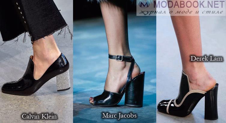 69019d4a5b71a8 Модні жіночі туфлі осінь-зима 2015-2016 | Модний одяг