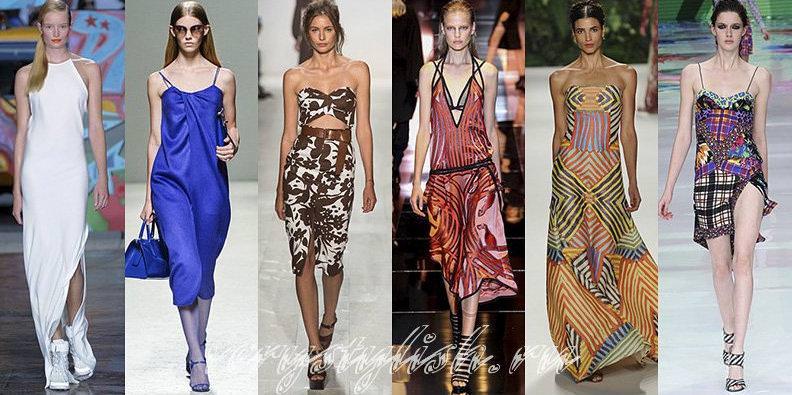 Модні сарафани літо 2014  82477ea026499
