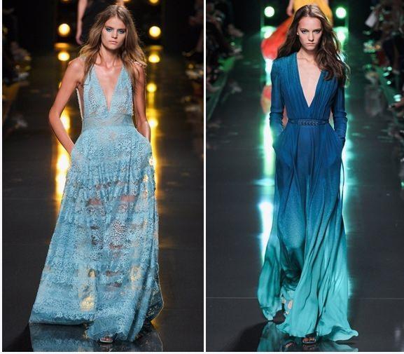 Тренд весни і літа 2015 - це приголомшливі вечірні плаття синьої палітри. У моді  будуть всі відтінки синього - небесно-блакитний f1d071ff3136e