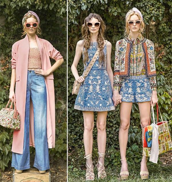 Модная Одежда Весна Лето 2017