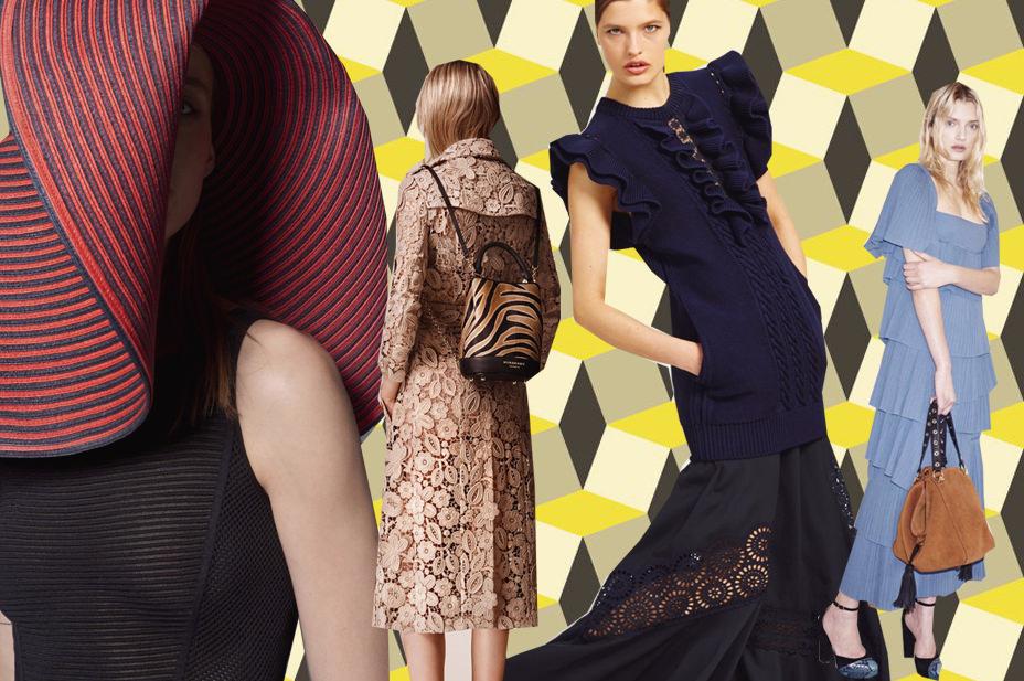 be4dff37fcd994 Модні тенденції весна-літо 2016: найгарячіші новинки сезону | Модний ...